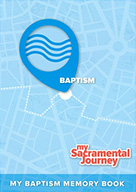 Baptism Resource - My Baptism Memory Book